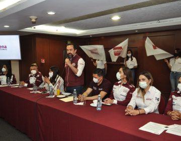Propone Arturo Ávila resolver en equipo problemática del agua en Aguascalientes