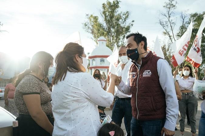 Propone Arturo Ávila apoyo de 3 mil pesos bimestrales a madres solteras