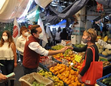 Propone Arturo Ávila apoyo a la economía local en Aguascalientes