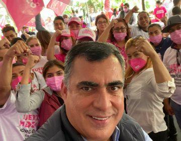 Suma dos agresiones a periodistas campaña del candidato Jorge Ojeda
