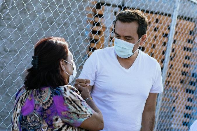 Resuelve Arturo Ávila problemas de servicios públicos en Salto de Ojocaliente