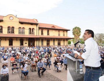 Presenta Leo Montañez eje Municipio Solidario para Aguascalientes