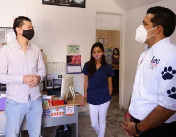 Se reúne Leo Montañez con asociaciones animalistas de Aguascalientes