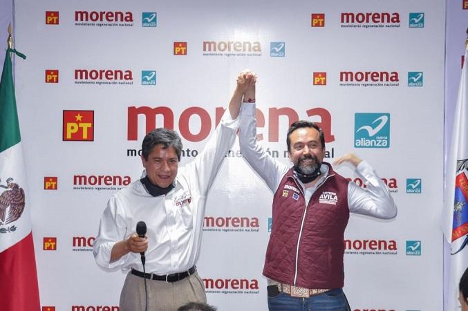 Llama Eulogio Monreal a cerrar filas en torno a Arturo Ávila