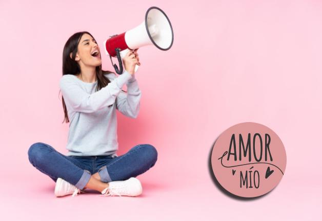 Alzar la voz es un acto de amor.