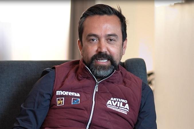 Nunca más se robarán los recursos del municipio: Arturo Ávila