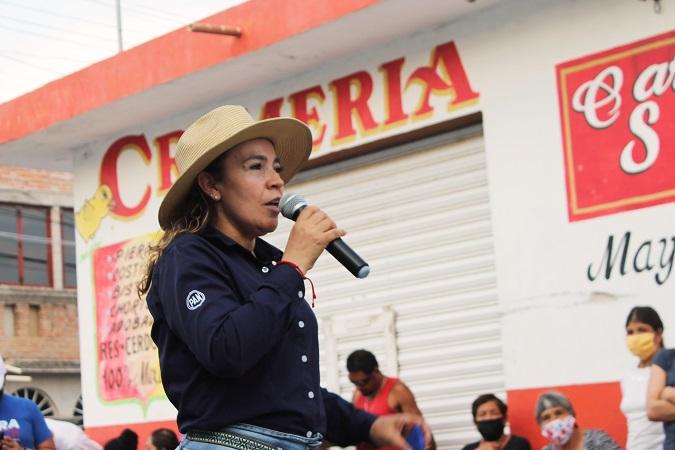 Propone Laura Ponce creación del Instituto Estatal contra las Adicciones en Aguascalientes