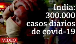 Coronavirus: el drama a las puertas de los hospitales en…