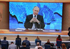 Impresionante y costosa, la operación del Kremlin para proteger a Putin del covid-19