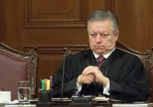 Diputados aprueban extender dos años mandato del presidente de la Suprema Corte, Arturo Zaldívar