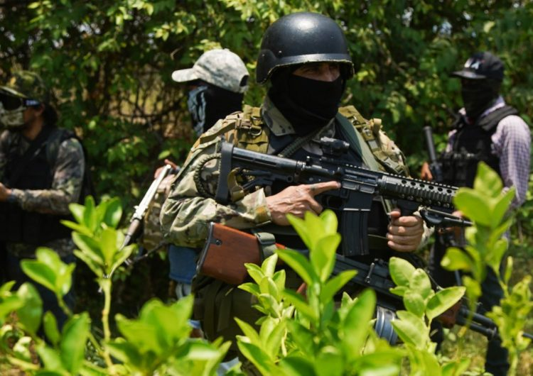 EU ofrece 5 millones de dólares por información para el arresto de un alto mando del Cártel de Jalisco