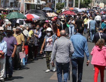 Covid-19: México acumula 212,466 decesos y 2 millones 306,910 casos de contagio