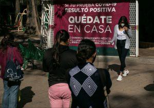 México acumula 5,140 casos confirmados de covid-19 y 548 muertes