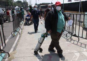México acumula 2,295,435 casos confirmados de covid-19 y 211,213 muertes