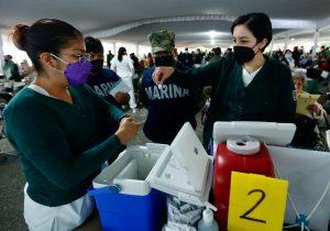 Covid-19: México inicia vacunación en personas de 50 a 59 años en la primera semana de mayo