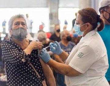 Este lunes habrá jornada de vacunación para adultos mayores rezagados en Aguascalientes