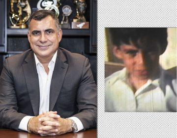 Jorge Ojeda, infancia con esfuerzos de empresario