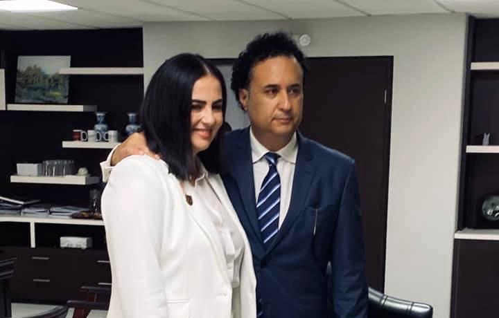 Esposo de alcaldesa de Tijuana será suplente del panista Jorge Ramos