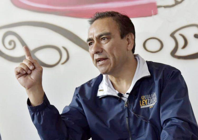 PES registrará mañana a Leyzaola como su candidato a la alcaldía de Tijuana