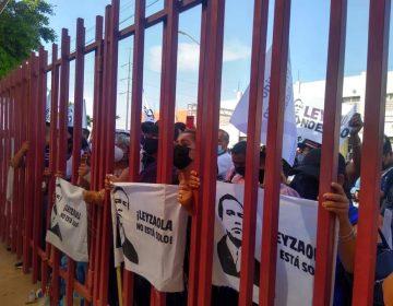 Registro de candidatura de Leyzaola es legal y legítima: PES