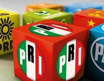 Dirigentes de partidos se asignan 'pluris' para diputados locales y regidores