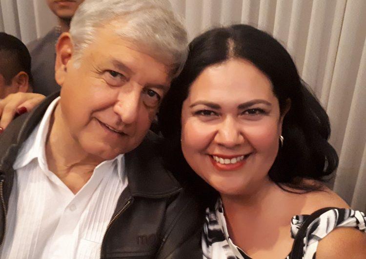 Renuncia a Morena la senadora de BC Alejandra León