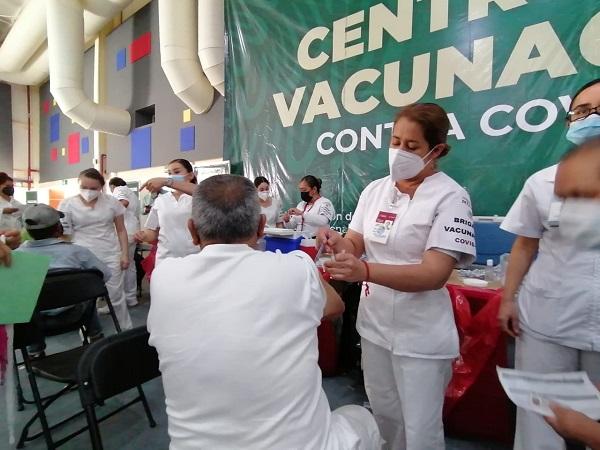 Este miércoles regresan vacunas anti-Covid de segunda dosis a Pabellón de Arteaga
