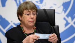 EU: organizaciones piden a Bachelet crear comisión que investigue violencia…