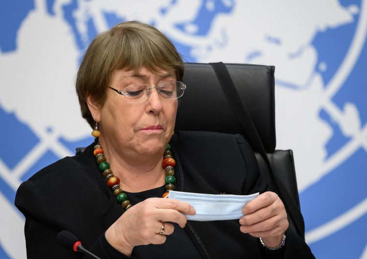 EU: organizaciones piden a Bachelet crear comisión que investigue violencia policial contra afroestadounidenses