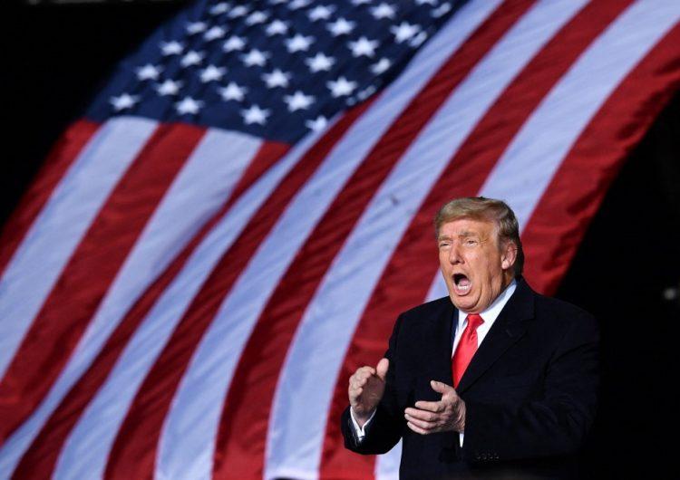 Donald Trump lanza su propia plataforma digital para sus seguidores