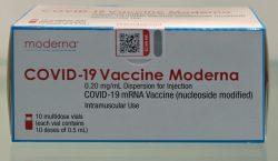 Vacuna anticovid-19 de Moderna tiene eficacia de 96 % en…