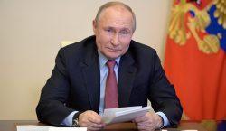 Putin afirma que Rusia apoyaría idea de liberar patentes de…