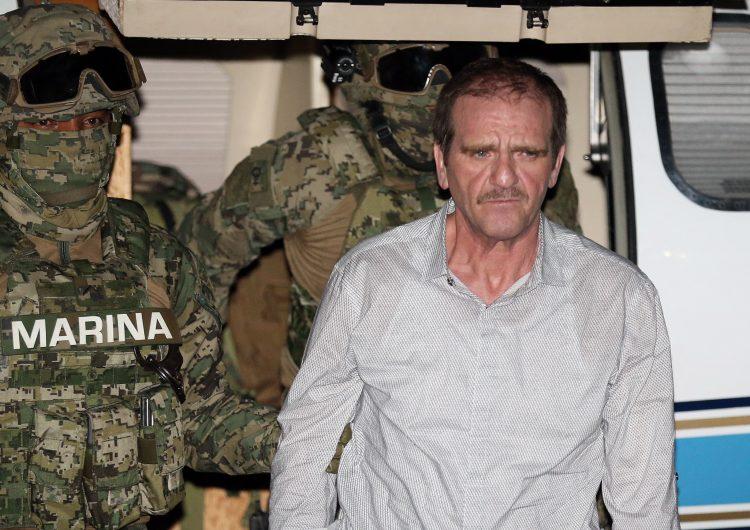 El 'Güero' Palma sale libre del Altiplano; de inmediato es detenido por la FGR