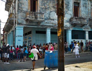 CIDH advierte sobre 'persistente y aguda' escasez de alimentos básicos en Cuba