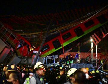 Defectos y desgaste, algunas de las hipótesis sobre accidente del metro en CDMX