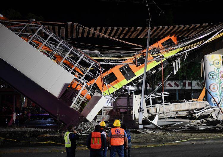 CDMX: 23 decesos y 79 heridos por colapso de estructura de la Línea 12 del metro; Sheinbaum anuncia peritaje internacional