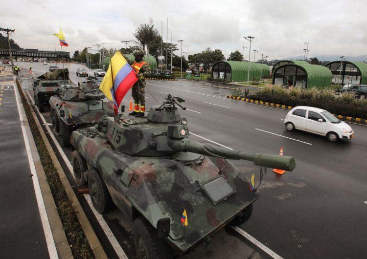 Condena internacional por uso excesivo de la fuerza y abuso policial durante protestasen Colombia