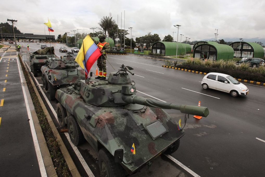 Defensoría del Pueblo reporta 87 desaparecidos en medio de protestas — Siguientes