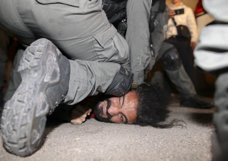 La tensión crece en Jerusalén por la posible expulsión de sus viviendas de familias palestinas