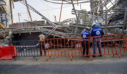 CDMX: empresa noruega ya inspecciona zona donde colapsó estructura del…