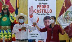 Elecciones Perú: Pedro Castillo recibe apoyo de candidata socialista para…