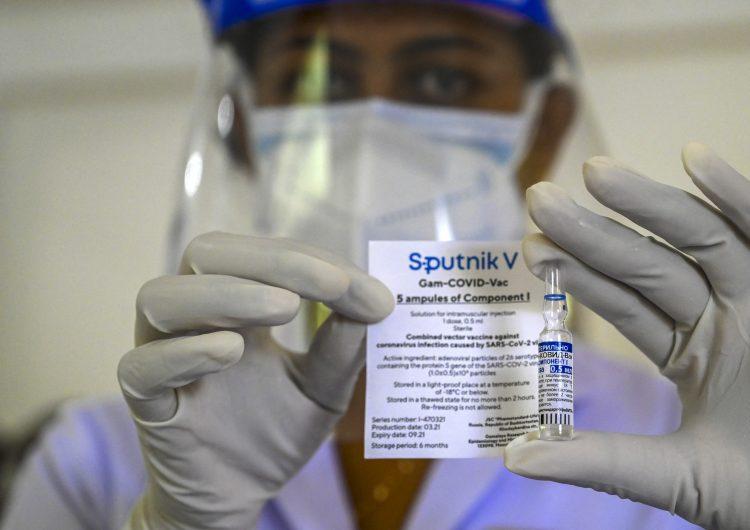 The Lancet difunde deficiencias sobre vacuna Sputnik V; Rusia responde: 'Inconsistencias fueron errores de mecanografía'