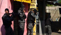 25 muertos en favela de Brasil, la masacre más grande…