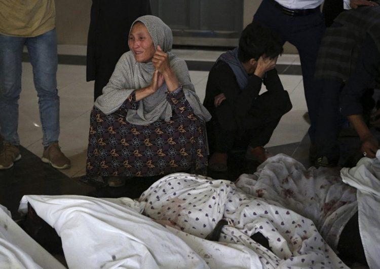 Al menos 30 muertos y 52 heridos en explosión cerca de escuela en Afganistán
