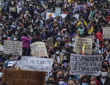 Colombia: al menos nueve indígenas resultan heridos por arma de fuego en protesta