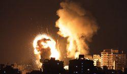 Decenas de muertos y heridos dejan ataques en la Franja…