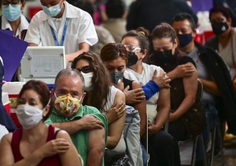 En México se han aplicado 9,501,366 esquemas completos de vacunación