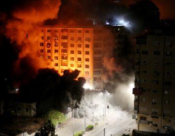 Bombardeos de Israel sobre Gaza pueden considerarse un crimen de guerra: Michelle Bachelet