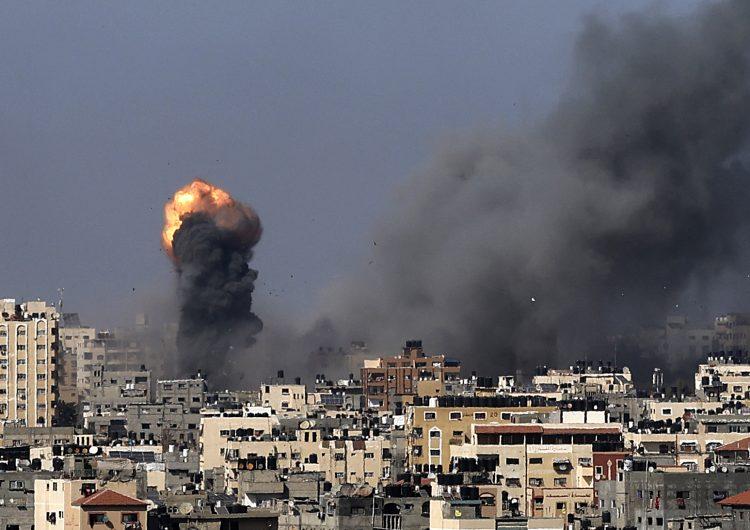 Enfrentamientos entre Israel y Palestina dejan 48 muertos en Gaza, entre ellos 14 niños