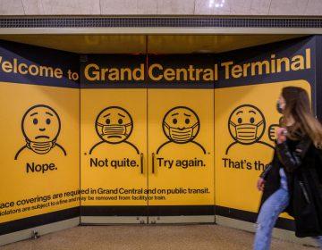 La estación Grand Central de Nueva York, nuevo centro de vacunación para turistas e indecisos